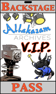 VIP Membership to the Archives